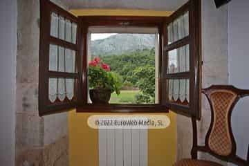 Habitación El Cuartu. Casa rural El Torrejón