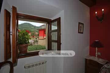 Habitación La Sala. Casa rural El Torrejón