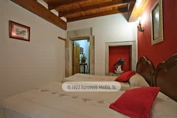 Habitación La Solana. Casa rural El Torrejón