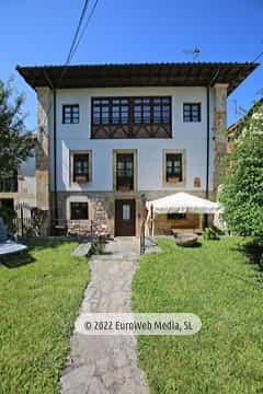 Exteriores. Casa de aldea Casa Arenas