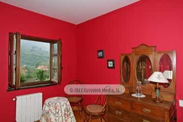Habitación 5. Casa de aldea Casa Arenas