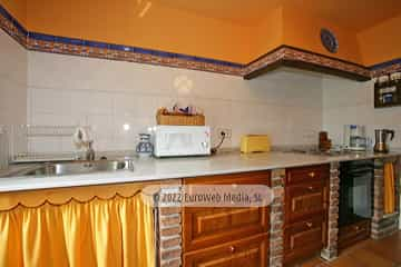 Cocina. Casa de aldea Casa Arenas