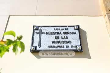 Capilla. Casa de aldea Casa Arenas