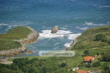 Costa de Asturias en Llanes