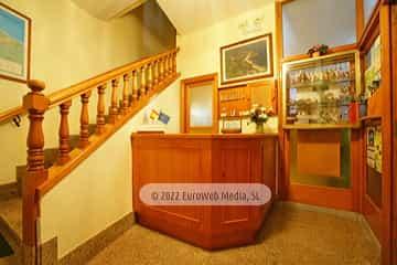 Habitación modelo 2. Hotel Monte y Mar