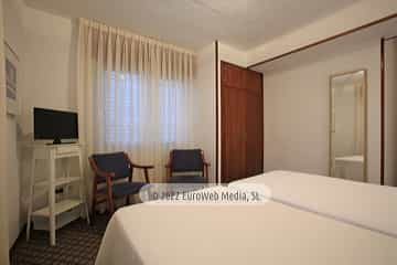 Habitación 110. Hotel Derli Sella