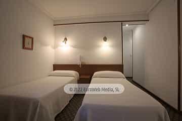 Habitación 206. Hotel Derli Sella