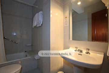 Habitación 208. Hotel Derli Sella