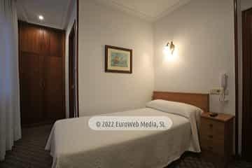 Habitación 209. Hotel Derli Sella