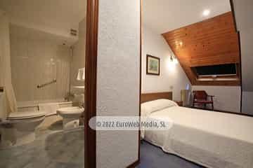 Habitación 305. Hotel Derli Sella
