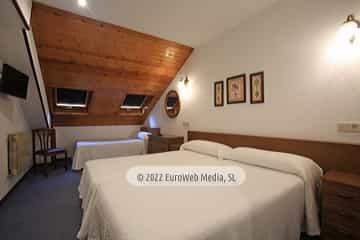 Habitación 307. Hotel Derli Sella