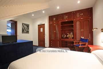 Habitación 400. Hotel Derli Sella