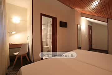 Habitación 403. Hotel Derli Sella