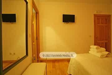Habitación 1.3. Hotel rural Valle de Lago