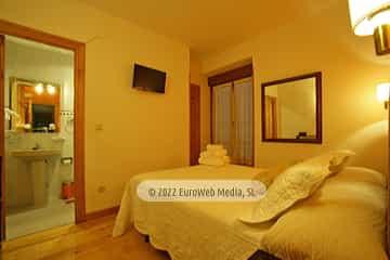 Habitación 1.5. Hotel rural Valle de Lago