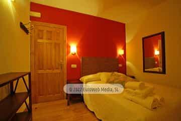 Habitación 1.6. Hotel rural Valle de Lago