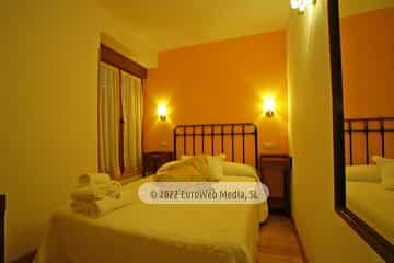 Habitación 1.8. Hotel rural Valle de Lago