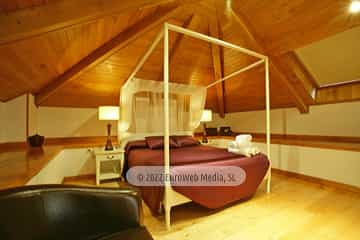 Habitación 2.2. Hotel rural Valle de Lago