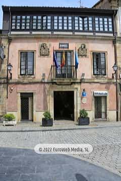 Exteriores. Hotel Carlos I