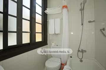 Habitación 101. Hotel Carlos I