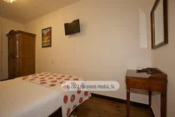 Habitación 102. Hotel Carlos I
