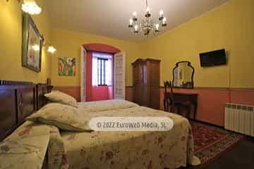 Habitación 103. Hotel Carlos I