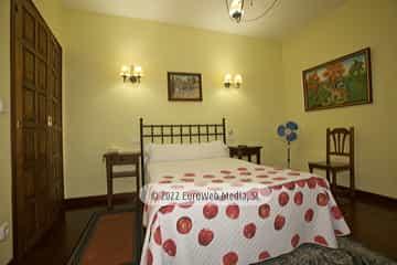 Habitación 105. Hotel Carlos I