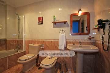 Habitación 107. Hotel Carlos I