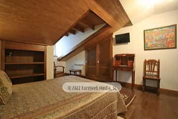 Habitación 203. Hotel Carlos I