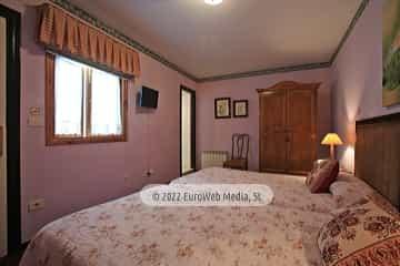 Habitación 204. Hotel Carlos I