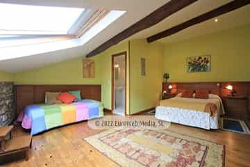 Habitación 207. Hotel Carlos I
