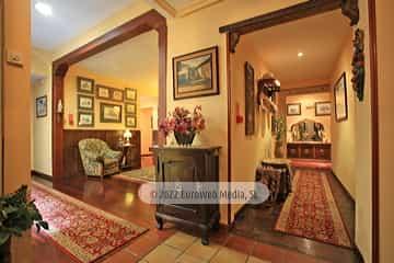 Planta primera. Hotel Carlos I