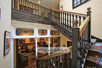 Recepción. Hotel Carlos I