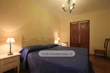 Habitación 1. Casa rural La Llosica