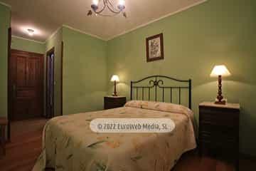 Habitación 3. Casa rural La Llosica