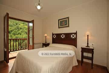 Habitación 4. Casa rural La Llosica