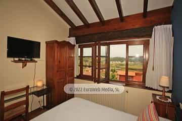 Habitación 2. Hotel rural La Llosona