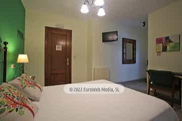 Habitación 6. Hotel rural La Llosona