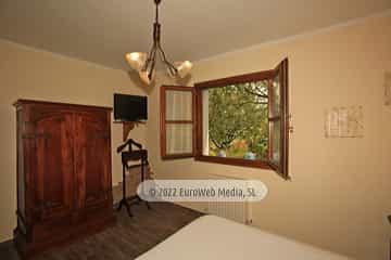 Habitación 8. Hotel rural La Llosona