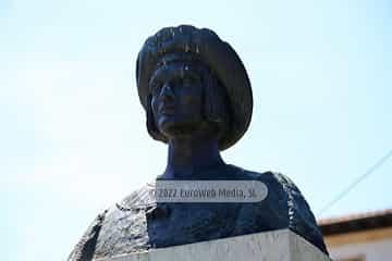 Escultura «Busto del emperador Carlos I»