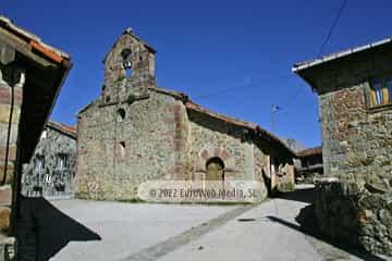 Iglesia de Nuestra Señora del Pando de La Focella