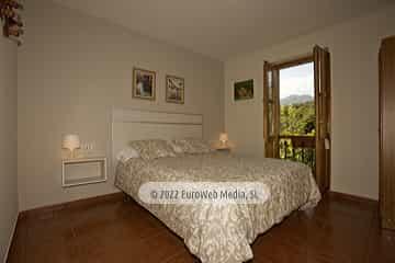 Habitación 2. Casa de aldea La Casona del Jou