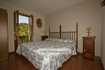 Habitación 3. Casa de aldea La Casona del Jou