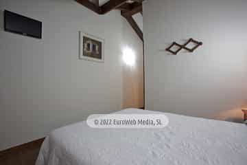 Habitación 6. Casa de aldea La Casona del Jou