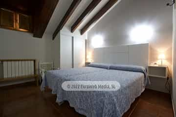 Habitación 7. Casa de aldea La Casona del Jou