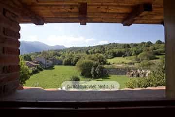 Habitación 8. Casa de aldea La Casona del Jou
