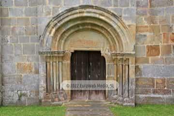 Interiores. Monasterio de Santa María de Valdediós