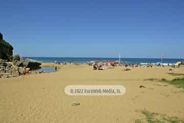 Playa de La Ñora (Villaviciosa)