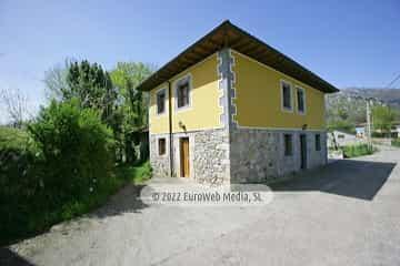 Casa 1. Casa de aldea Casa Cardín II