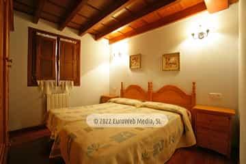 Exteriores. Casa de aldea Casa Cardín II